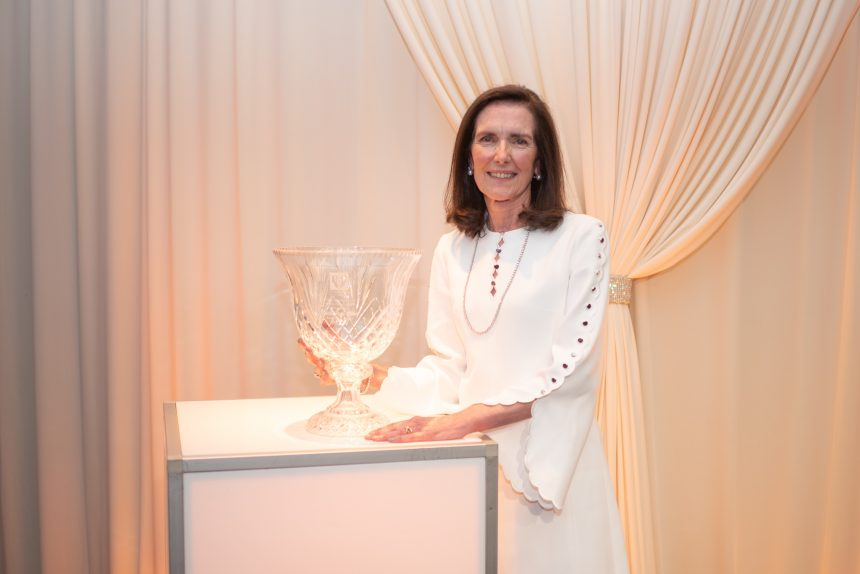 35th Helping Hands Award Honors Catherine Hiler